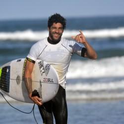 Heitor Alves - Foto Luciano Sombrio