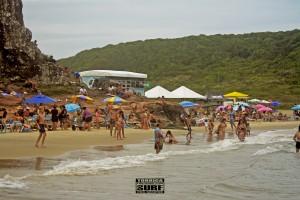Guarita Eco Festival de Surf reuniu os melhores atletas amadores do estado em Torres - Foto Torrica Photsurf Club